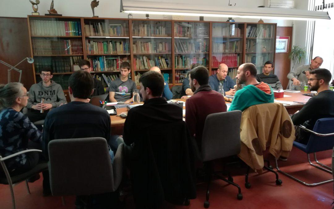 Neix el grup de treball FELIS, Grup de Recerca en Carnívors de Catalunya
